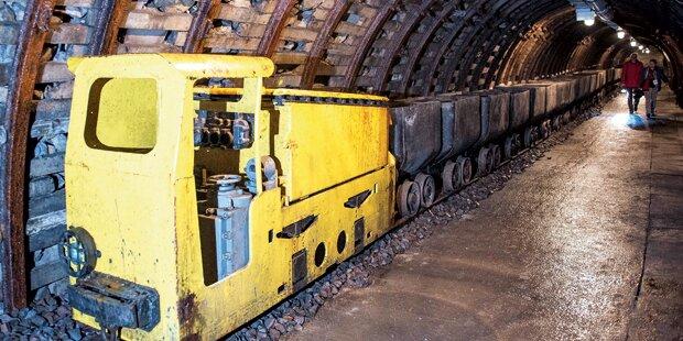 50 Kisten Gold in Nazi-Zug