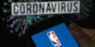 Zwei weitere NBA-Profis positiv auf Coronavirus getestet