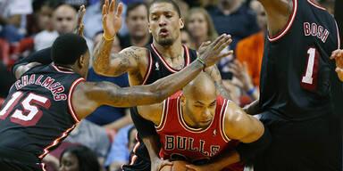Miami Heat Chicago Bulls NBA