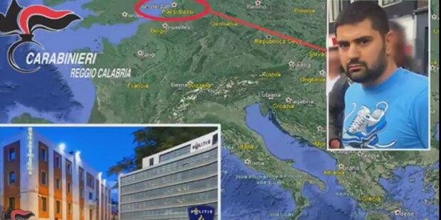 'Ndrangheta-Boss in den Niederlanden gefasst