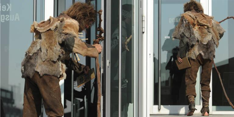 Neandertaler in Wien gesichtet