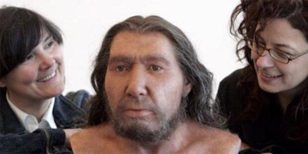 In uns allen steckt ein Neandertaler