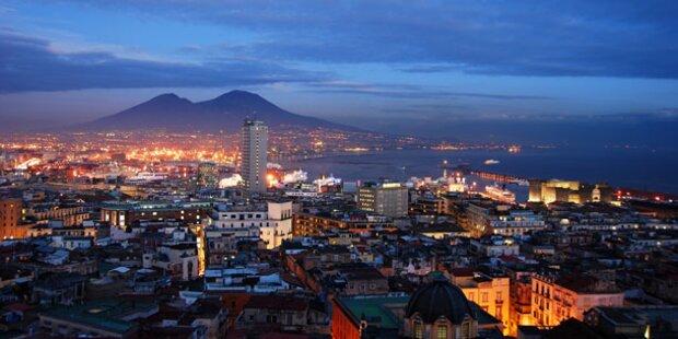 Busse in Neapel fahren nicht mehr