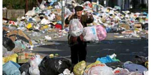 Deutschland will Neapel in der Müllkrise helfen
