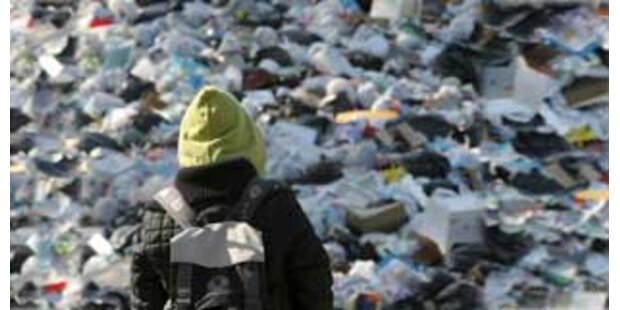 Präsident von Kampanien wegen Müll vor Gericht
