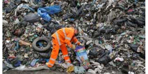 Neapel startet Mülltransporte nach Deutschland