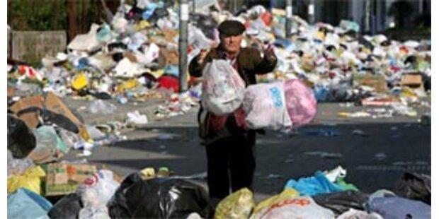 Toter wegen Müllskandal in Neapel