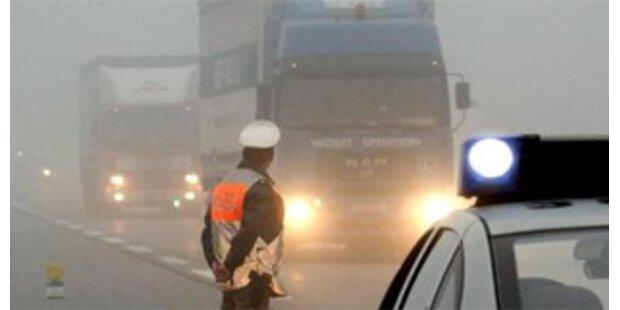Schwere Verkehrsunfälle auf NÖ Autobahnen