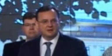 Tschechiens Premier Necas tritt zurück