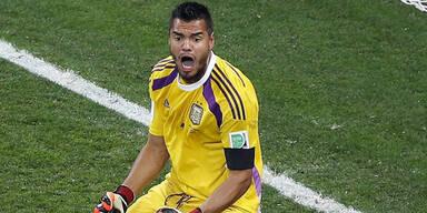 Argentinien im Finale