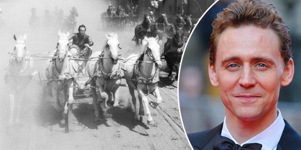 Hiddleston als neuer Ben Hur?