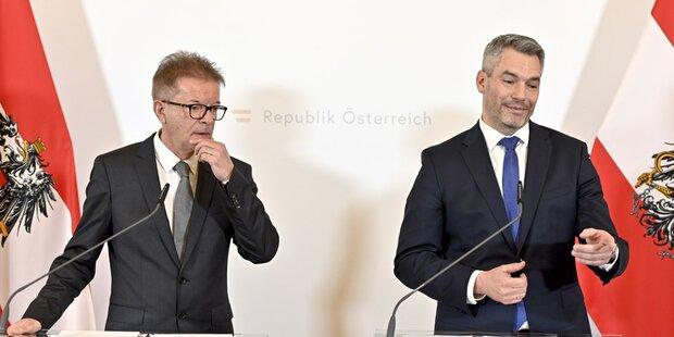 40.600 Polizisten für Österreich