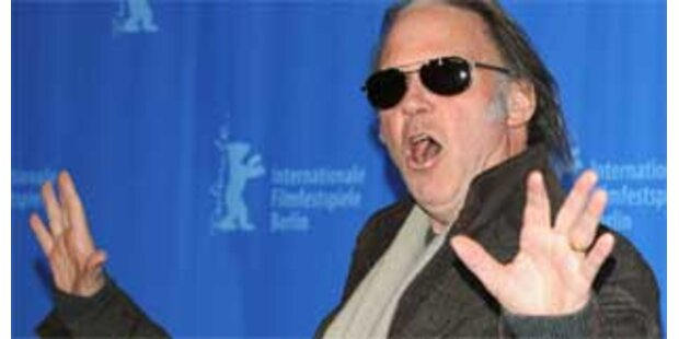 Neil Young: Musik kann nichts verändern