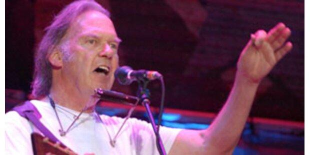 Neil Young: Apple zerstört die Qualität von Musik!