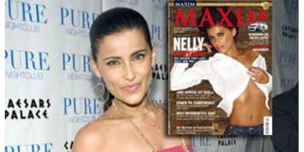 Nelly Furtado supersexy in Maxim