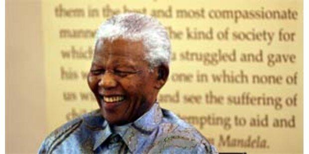 USA wollen Mandela von Terrorliste streichen