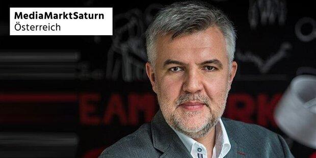 MediaMarktSaturn hat einen neuen Chef