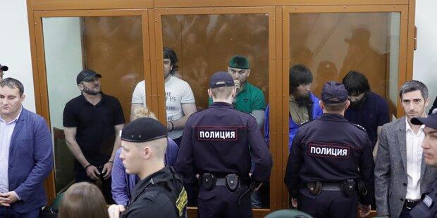 20 Jahre Haft für Nemzow-Mörder