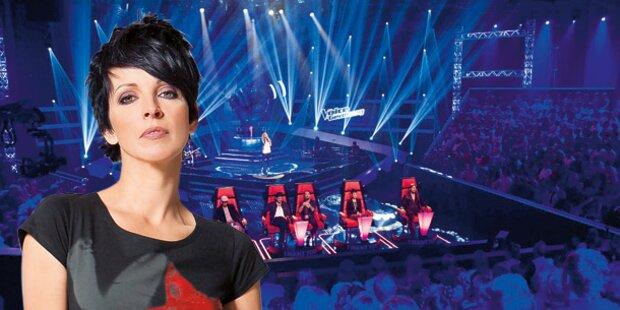 The Voice: Die erste Live-Show