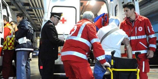 73-Jährige lag zwei Tage hilflos im Bett