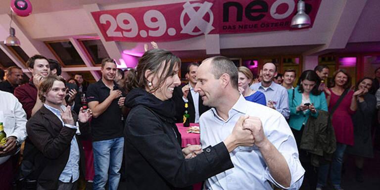 NEOS stellten Weichen für kommende Wahlen