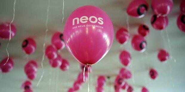 NEOS klagen Gewerkschaft