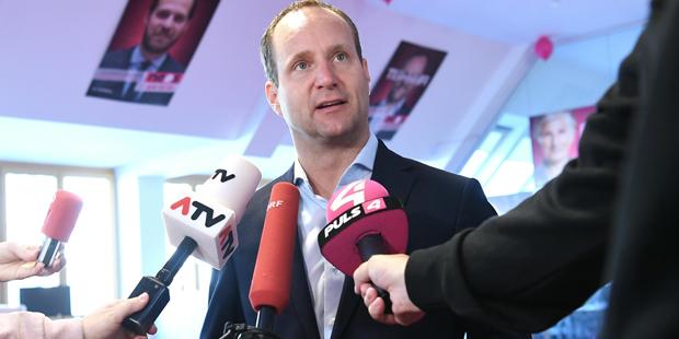Matthias Strolz NEOS