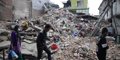 Tragödie in Nepal