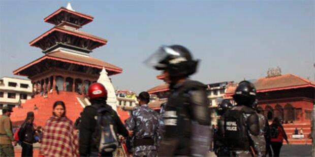 UNO zieht Friedenshüter aus Nepal ab