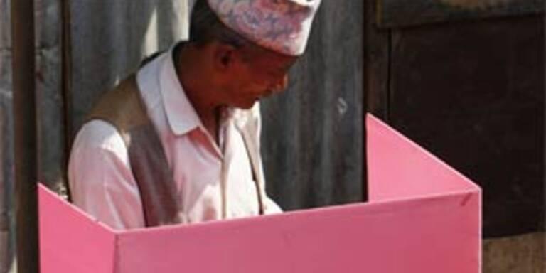 Nepal wählt verfassungsgebende Versammlung