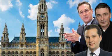 """Eklat bei FPÖ-Treffen: """"Alles Verräter!"""" und Buh-Rufe"""