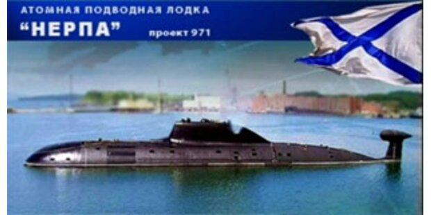 Unfall auf russischem Atom-U-Boot mit gut 20 Toten