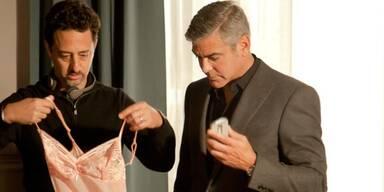 Wer ist die Frau an George Clooneys Seite?