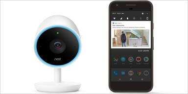 Nest bringt weitere Smart-Home-Kamera