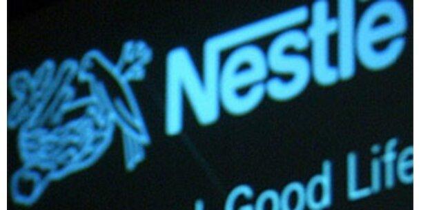 Melamin auch in Nestlé-Produkten