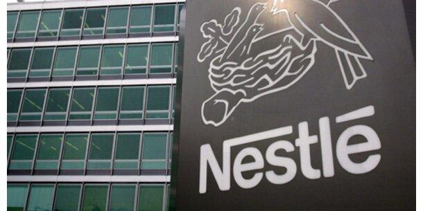 Nestle baut 350 Stellen ab