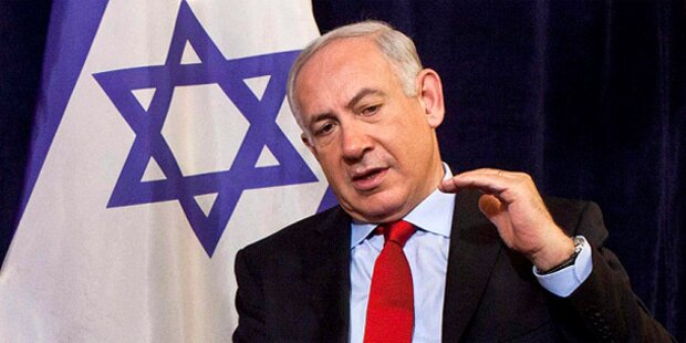 Netanyahu bei Läster-Attacke auf EU erwischt