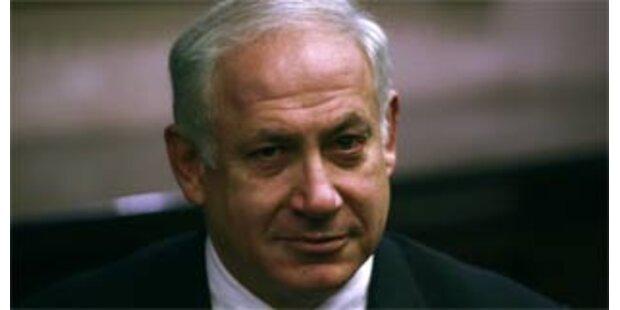 Netanyahu soll Friedensprozesses fortsetzen