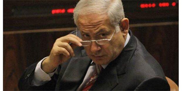 Netanyahu gegen Zwei-Staaten-Lösung