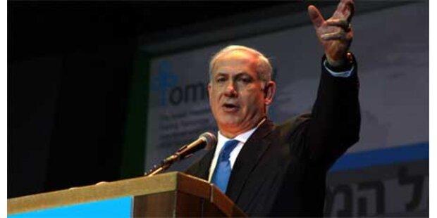 Netanyahu ruft zu Konflikt-Ende auf
