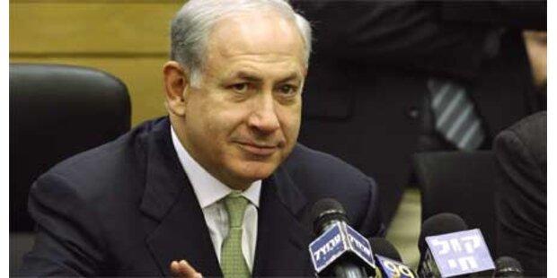 Netanyahu plant Baustopp für Siedlungen