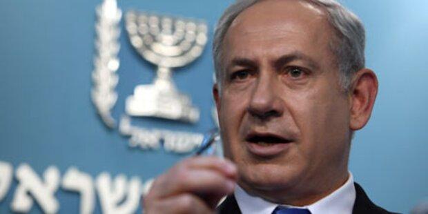 Netanyahu peilt neue Friedensgespräche an