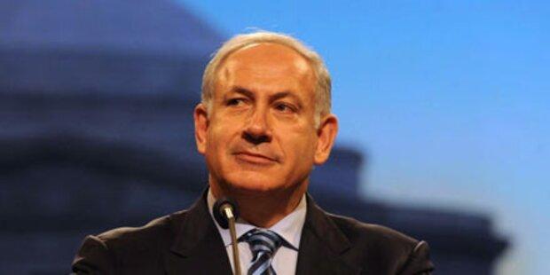 Netanyahu verteidigt Siedlungsbau