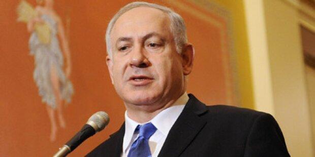 Kein Palästinenser-Staat unter Netanyahu