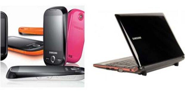 1 Euro Netbook, 0 Euro Smartphone & Tarife