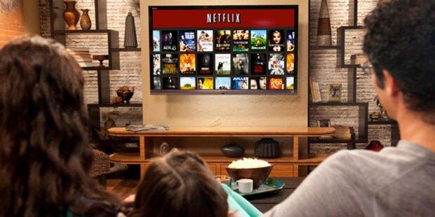 Netflix will auch in Österreich starten