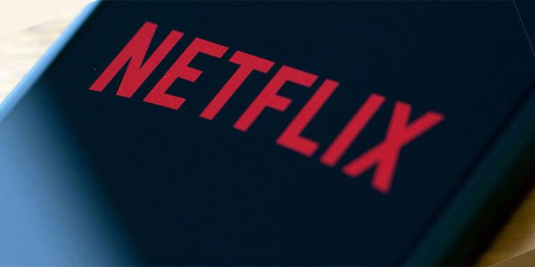 Netflix spürt Disney+ und Apple TV+