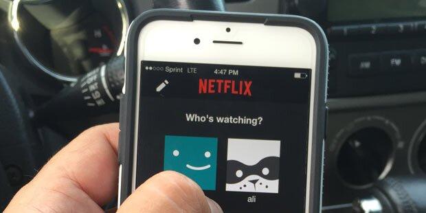 Netflix reguliert Datenvolumen