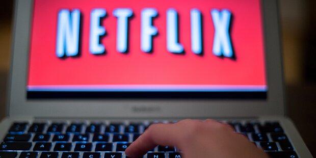Netflix mit starkem Kundenzuwachs