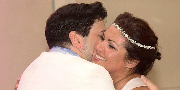 So schön heiratet Netrebko
